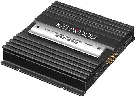View and download kenwood kac-521 user manual online